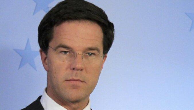 Премьер Нидерландов: мы не ратифицируем соглашение об ассоциации с Украиной