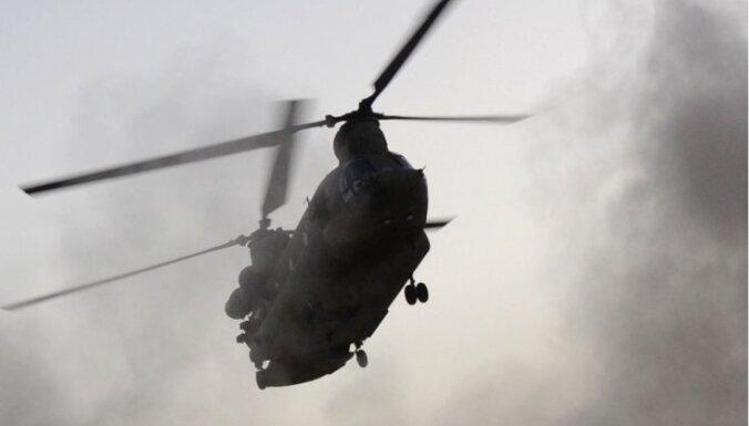 В Афганистане разбился вертолет НАТО: погибли 11 человек