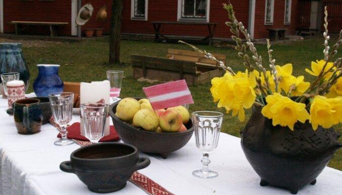 Ozolu stādīšana, koncerti un balti klāts galds – 4. maija pasākumu kalendārs