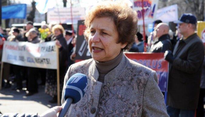 Партия Жданок будет участвовать в выборах Сейма