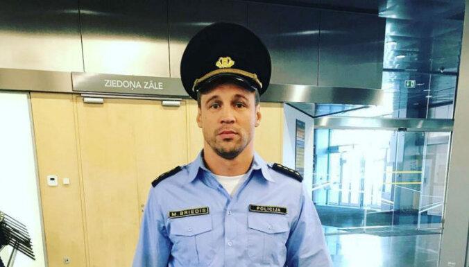 Mairis Briedis pēc 12 gadu ilga darba atstājis policiju