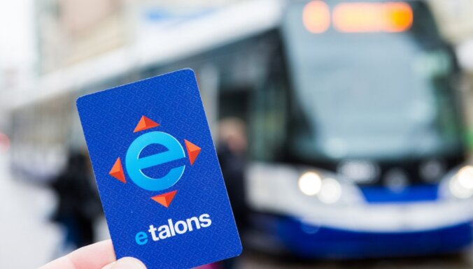 Rīgas satiksme: мы не можем обеспечить 30%-ю заполняемость общественного транспорта