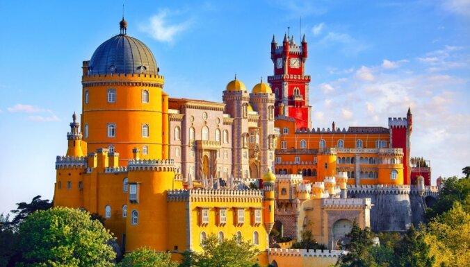 Saules pielietā Portugāle. Vietas, ko nepalaist garām ceļojuma laikā
