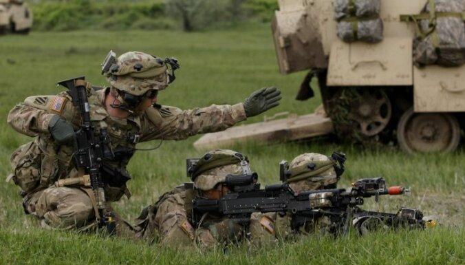 Латгалию укрепят: в регион пошлют армию, а США научат земессаргов воевать