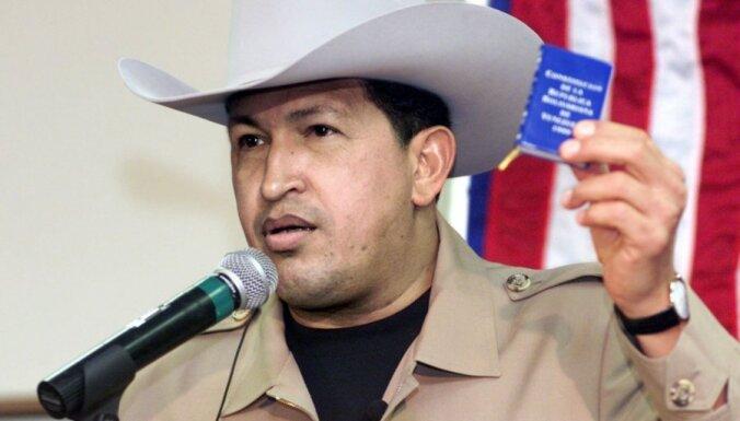 Беспорядки в Венесуэле: недовольный народ сжег родной дом Уго Чавеса