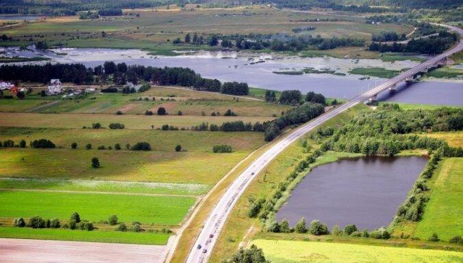 Граница между Ригой и Юрмалой может пройти по правому берегу Лиелупе