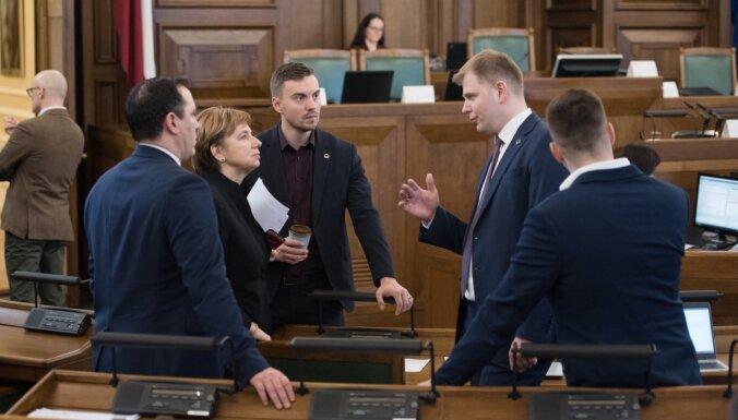 JKP rosina Saeimai apturēt VDD ēkas celtniecību Teikā