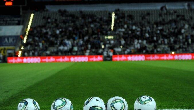 Eiropas futbola klubi piedāvā FIFA samazināt izlašu spēļu skaitu