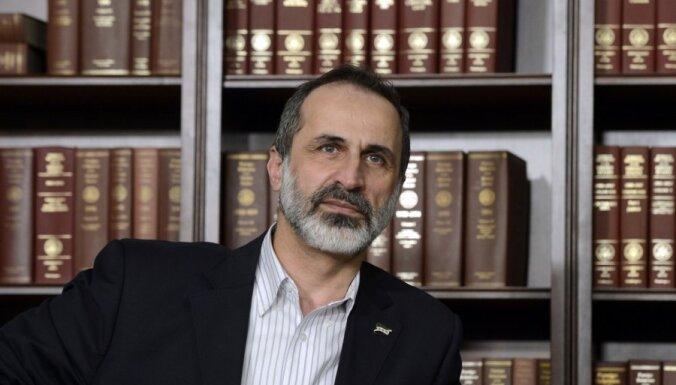 Лавров в Мюнхене встретился с лидером оппозиции Сирии