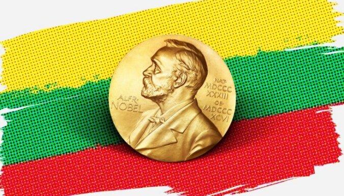 Lietuva cer uz Nobela prēmiju