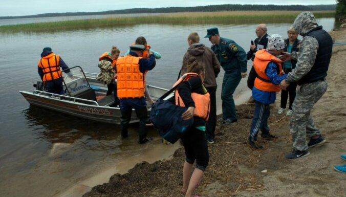 Директор детского лагеря в Карелии осужденa на 9 лет колонии за гибель на озере 14 детей