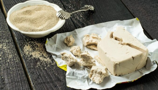Virtuves pamati: dažādie rauga veidi un to izmantošana receptēs