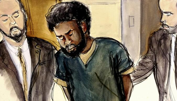 Ņujorkas metro spridzinātāju Ullahu atzīst par teroristu