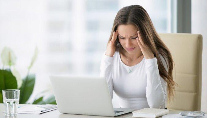 Klusas un nemanāmas pazīmes, kas liecina – stress padara tevi slimu