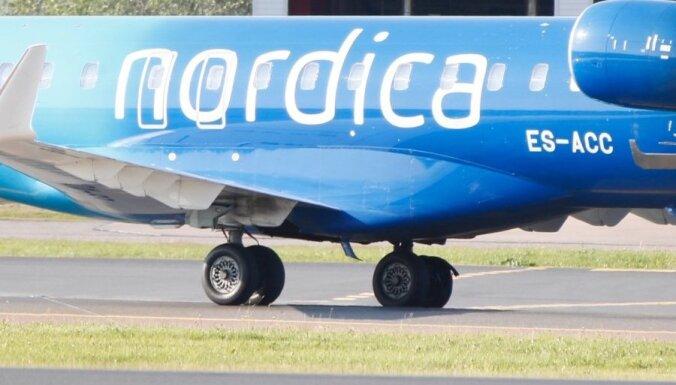Эстонская авиакомпания Nordica не возобновит полеты, если не получит деньги от государства