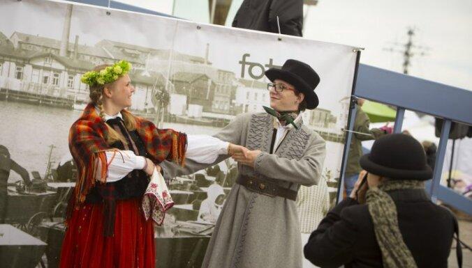 Aicina uz tradicionālo Līvas tirgu Liepājā