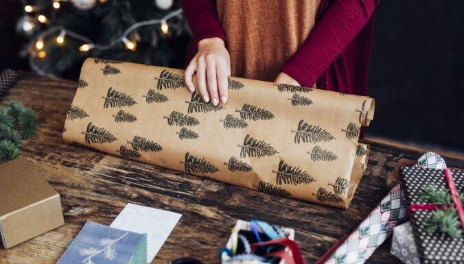 Lai mantas netiktu sabojātas: ieteikumi, kā droši iepakot dāvanas sūtīšanai