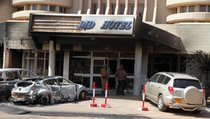 Islāmistu kaujinieki: Burkinafaso nolaupīti divi Austrālijas pilsoņi