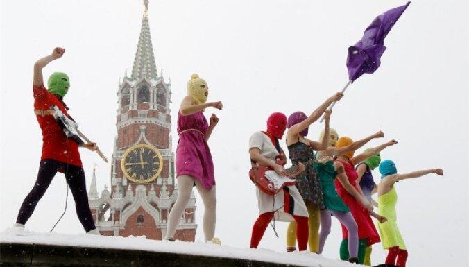 Посланник ЕС заступился за Pussy Riot перед Госдумой РФ