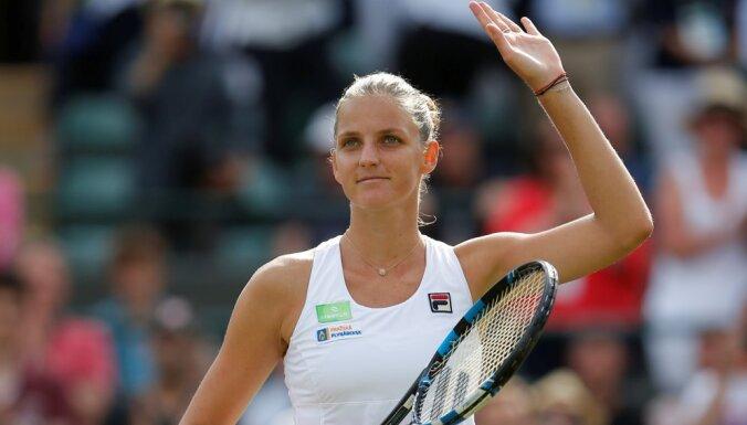 Плишкова — новая №1 в мире, Остапенко выше Серены, у Севастовой — рекорд