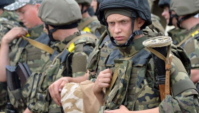 Украина: утвержден указ Порошенко о частичной мобилизации