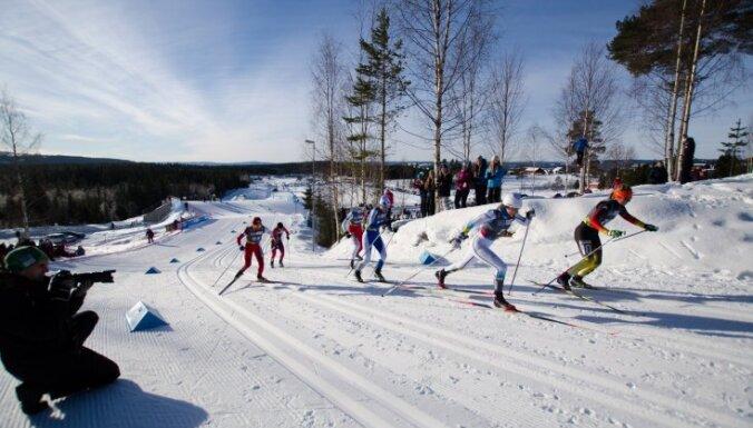 Latvijas slēpotāji trīsdesmitniekā sprintā Jaunatnes ziemas Olimpiādē