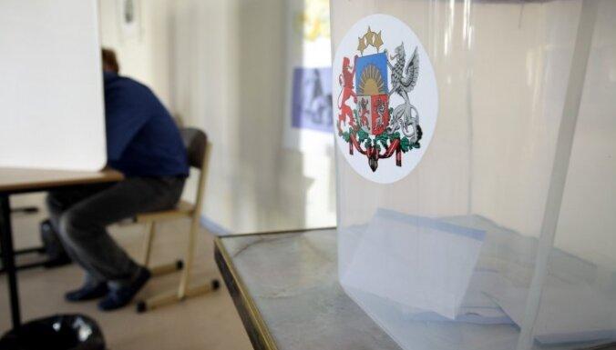 Saeimā noraida vairāk nekā 10 000 iedzīvotāju kolektīvo iniciatīvu par vēlēšanām internetā