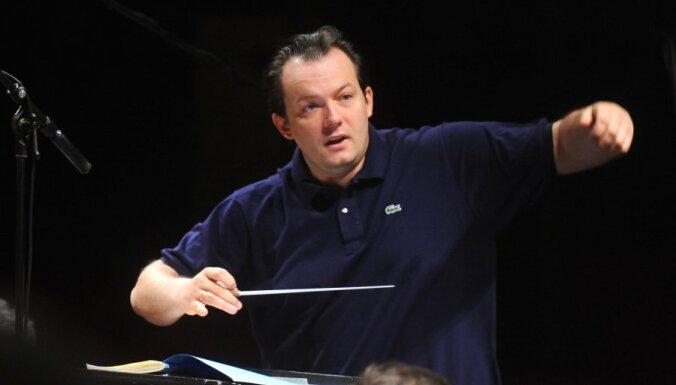 Leipcigas 'Gewandhaus' orķestris Rīgā uzstāsies ar divām atšķirīgām programmām