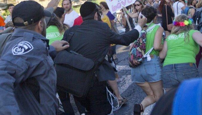 Нападение на гей-парад в Иерусалиме: ранены шесть человек