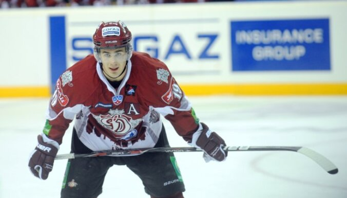 Miķelis Rēdlihs – populārākais KHL Zvaigžņu spēles līdzjutēju balsojumā