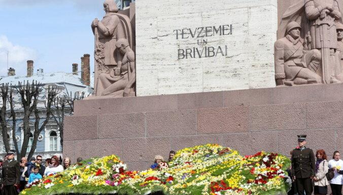 Памятник Свободы вновь застраховали на 1,5 млн евро от любых угроз