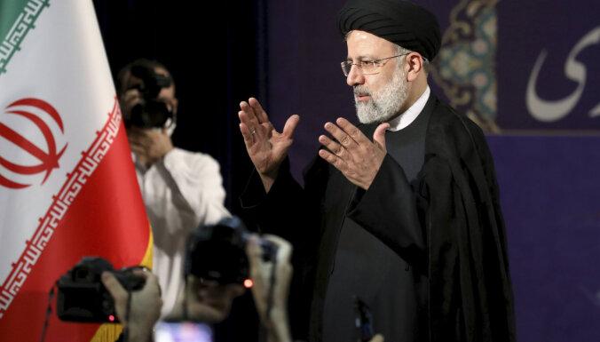 Dalībai Irānas prezidenta vēlēšanās apstiprināti septiņi kandidāti