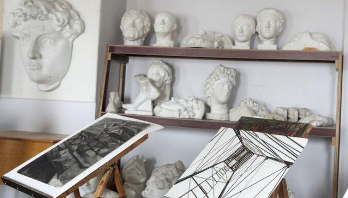 Skola ar stāstu: Mākslas dižgaru kalve – rozentāļi