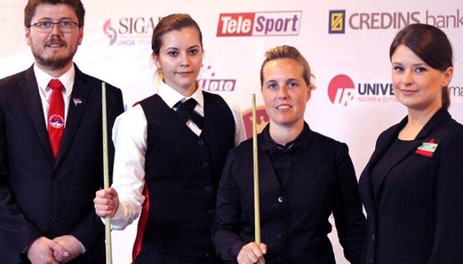 Anna Prysazhnuk, Wendy Jans Snooker Champion 2017