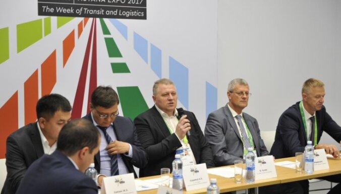 В дискуссии о будущем контейнерных перевозок оценен потенциал Риги