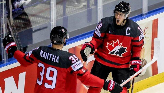 Сборная Канады обыграла американцев и заняла первое место в своей группе