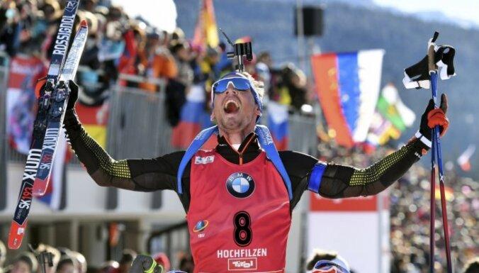 У Шемппа — первое личное золото на ЧМ по биатлону, Шипулин и Фуркад — без медалей