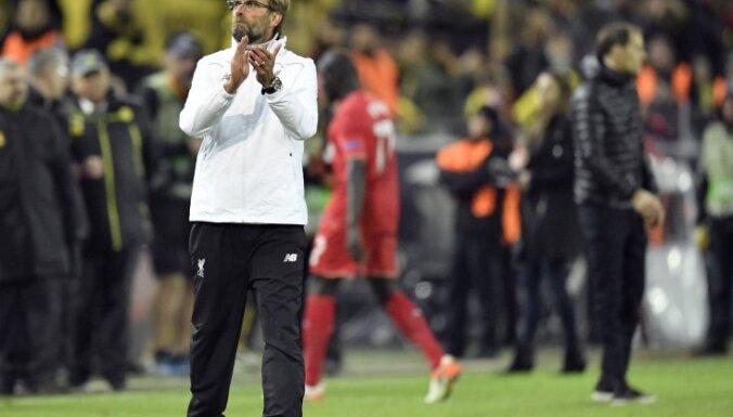 Liverpool s head coach Juergen Klopp