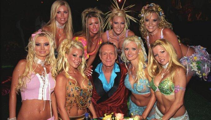 'Playboy' ēras noriets – tiek pārdota leģendārā villa