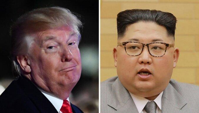 Трамп допустил отсрочку намечавшихся на 12 июня переговоров с Ким Чен Ыном