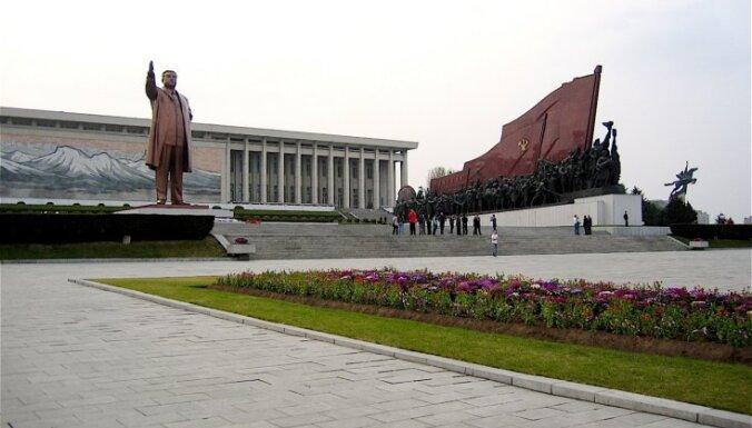 КНДР строит еще один атомный реактор