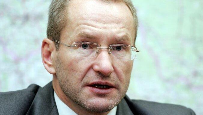 Ministrs Ivars Eglītis