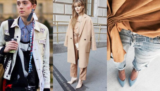 Stila knifiņi un apģērbi, kas bildēs ļauj izskatīties īpaši labi