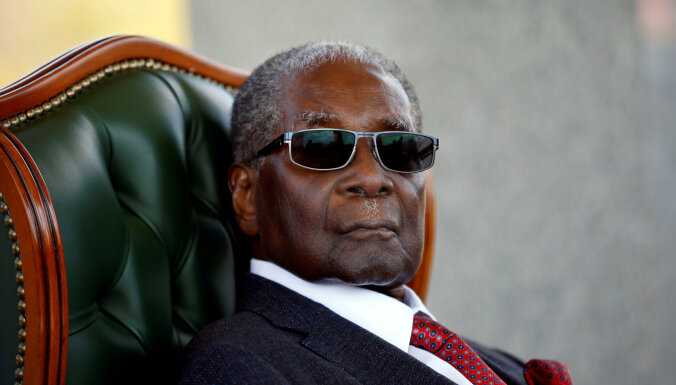 Умер экс-президент Зимбабве Роберт Мугабе