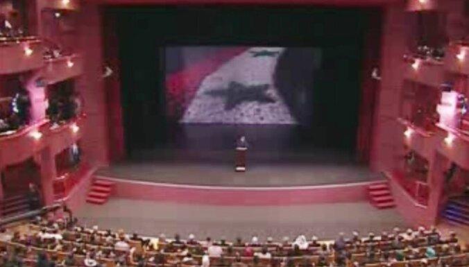 Asads: cīņa ir starp tautu un tās ienaidniekiem