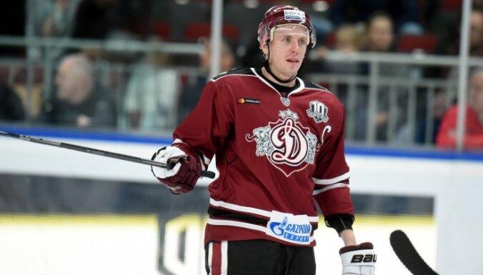 Meija aizvadīs 12. sezonu Rīgas 'Dinamo' sastāvā