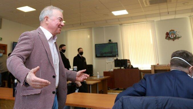 Суд приговорил Айвара Лемберга к лишению свободы на 5 лет и штрафу в размере 20 000 евро (ОБНОВЛЕНО в 12.45)