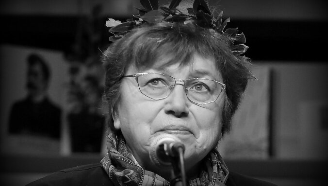 Mūžībā devusies muzeja 'Braki' vadītāja Anna Kuzina - DELFI