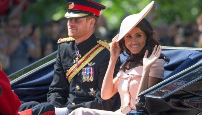 СМИ: Принц Гарри и Меган Маркл задумались о переезде в США
