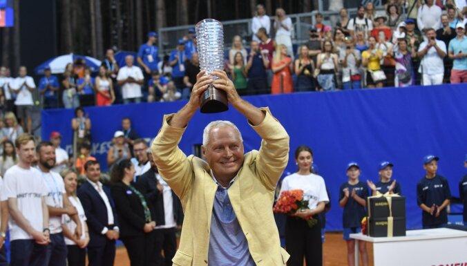 Juris Savickis cer arī nākotnē Jūrmalā rīkot WTA turnīru